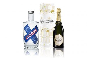 Stobbe 1776 Classic und Jacquart Champager
